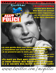 Journal de Twitter Allo Twitter Police