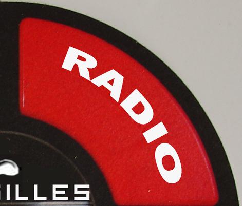 MC Gilles ?la radio