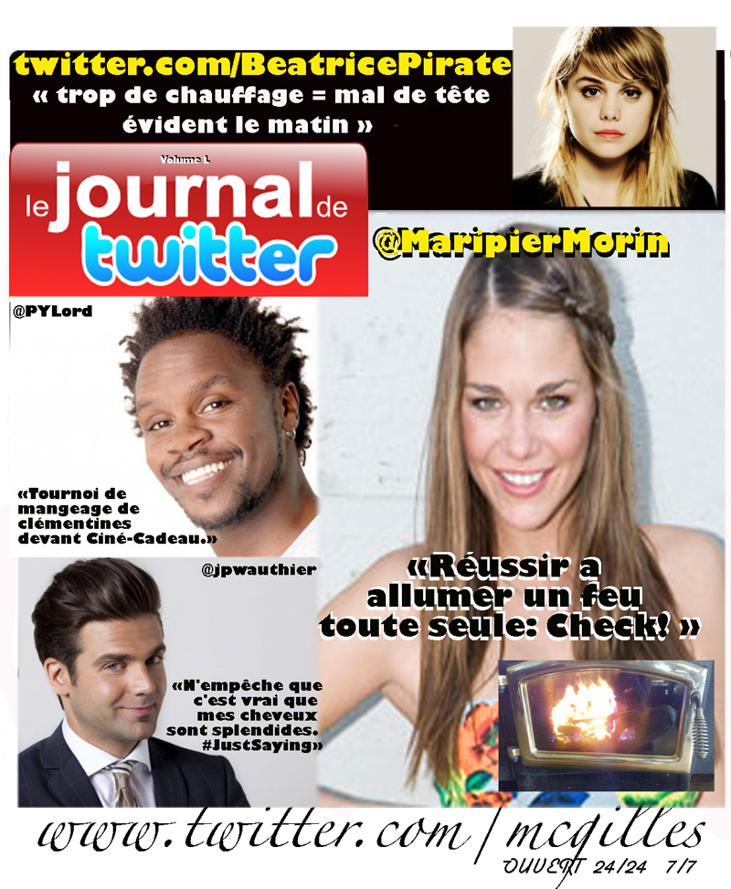 Journal de Twitter Volume 50